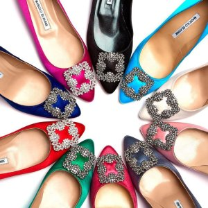 Up to $400 Off Manolo Blahnik @ Orchard Mile Dealmoon Singles Day Exclusive!