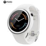 Moto 360 Sport Smartwatch (White)