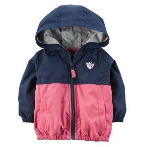 Baby Boy Colorblock Windbreaker Jacket | Carters.com
