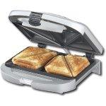 Cuisinart Sandwich Grill Silver