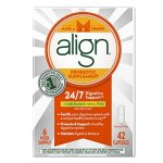Align Probiotic Supplement, 24/7 Digestive Support with Bifantis, 42 Capsules