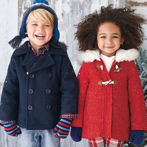 Up to 60% Off + Extra 20% off $50Baby and Kid's Winter Apparel @ Carter's