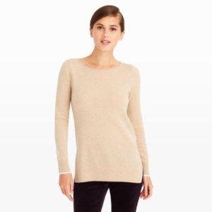 Women | Cashmere | Nicolette Color-Block Sweater | Club Monaco