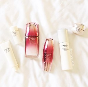A Complimentary Travel Size Companion With Purchase of Either Ultimune or Ultimune Eye + Free shipping @ Shiseido