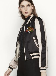 New Arrival! Basla Nero Women Jacket @ Maje