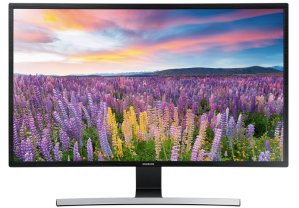 Samsung 23.6-Inch Curved Screen LED-lit Monitor (S24E510C)