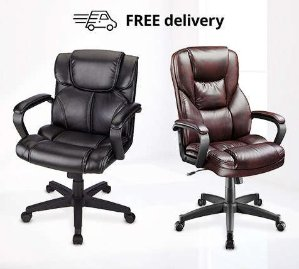 Save $70 Two Office Chairs on Sale