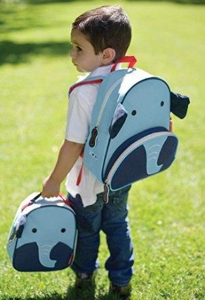 $14Skip Hop 动物造型儿童背包-小象
