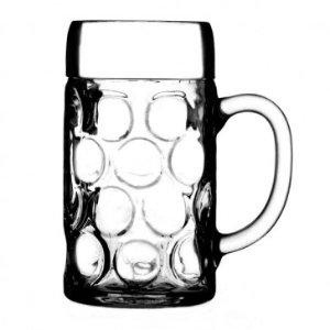 Anchor Hocking Oktoberfest Beer Mug 35oz, set of 6 - Barware and Pilsners - Drinkware