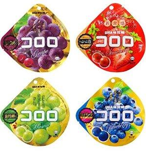 From $6.85 UHA Mikakuto Kororo Gummy 40g 6 Bags