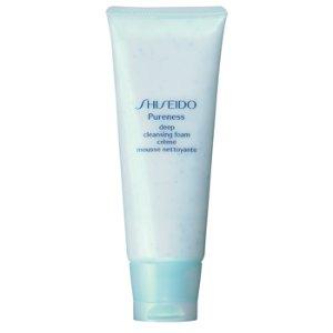 PURENESS Deep Cleansing Foam | Shiseido.com