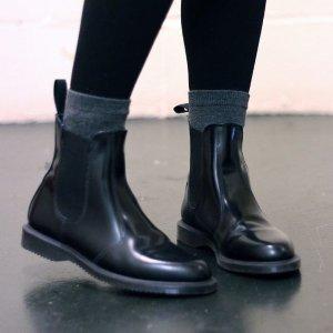 低至4折 冬天百搭神器6PM.com 精选 Dr. Martens 英伦范儿帅气马丁靴热卖