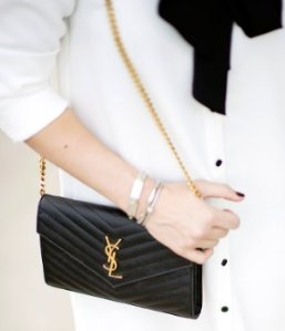 Earn Up to a $900 Gift Card with Saint Laurent Chain Handbags Purchase @ Saks Fifth Avenue