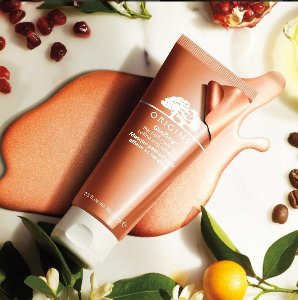 $20 Off $45 + Free Delux Sample GINZING PEEL-OFF MASK TO REFINE AND REFRESH @ Origins