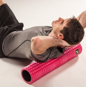 From $24.75 Triggerpoint GRID Foam Roller @ Amazon.com