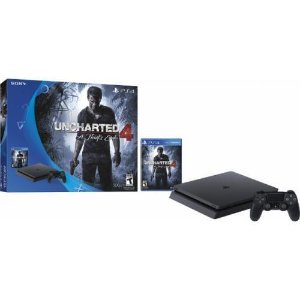 PlayStation 4 Slim 500GB Console - Uncharted 4 Bundle 711719503965 | eBay