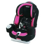Graco Nautilus 80 Elite 3-in-1 Harness Booster Car Seat, Azalea
