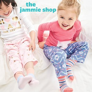 50-60% Off + Extra 25% Off Free Shipping with Oshkosh! Baby and Kid Pajamas Sets @ Carter's