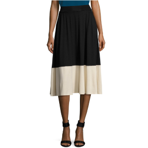 Ursula Two-Tone Skirt by Rachel Pally at Gilt