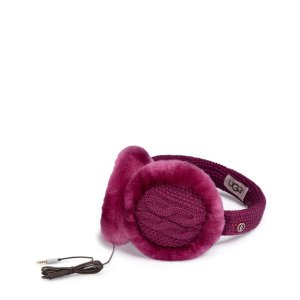 UGG® Official | Women's Wired Cable Earmuff | UGG.com