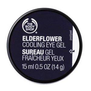 Vegan Elderflower Cooling & Moisturizing Eye Gel | The Body Shop ®