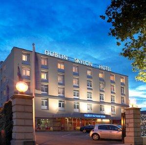 $66+4 Star Dublin Skylon Hotel