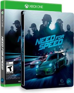Need for Speed (Xbox One) + Official SteelBook