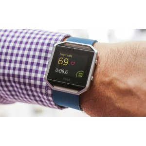 Fitbit Blaze Fitness Watch