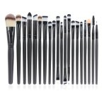 $7.99 EmaxDesign 20 Pieces Makeup Brush Set