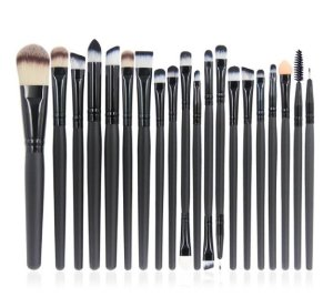 #1 Best Seller!$7.99 EmaxDesign 20 Pieces Makeup Brush Set