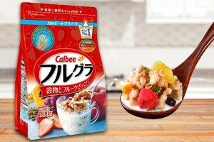 $16.94 Calbee Fruit granola 800g