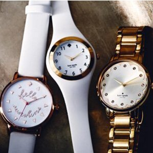 From $99.99 Kate Spade Watch Sale @ Rue La La