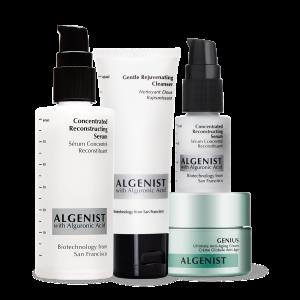 Super Size Concentrated Reconstructing Serum & Travel Trio | Algenist®