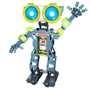 Meccano - Meccanoid G15 Personal Robot - Silver