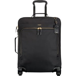 Tumi Voyageur Super Leger Continental 4 Wheel Carry On - eBags.com
