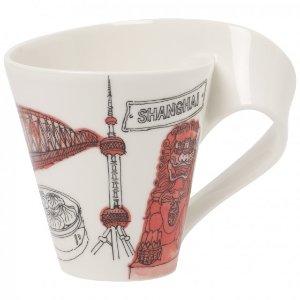 Cities of the World Mug : Shanghai 10.1 oz - Villeroy & Boch