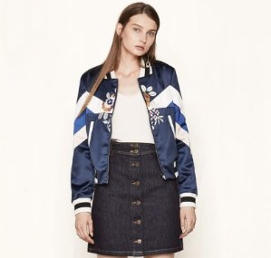 Extra 25% Off with Maje Women Jacket Purchase @ Bloomingdales