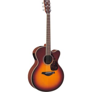 As Low as $279.99 Yamaha FJX720SC / 730SC Acoustic-Electric Guitar