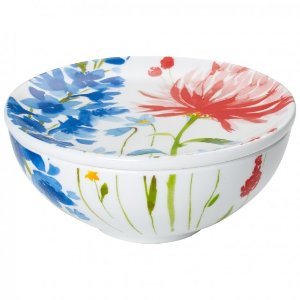 Anmut Flowers Gifts Box with cover 4 1/4 in - Villeroy & Boch