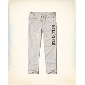 Guys Hollister Graphic Straight-Leg Sweatpants | Guys Clearance | HollisterCo.com