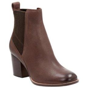 Othea Ruby Dark tan Leather