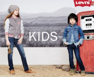 Extra 50% Off Kids Sale Styles @ Levis