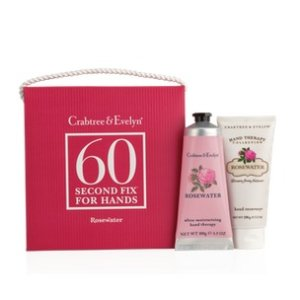 Rosewater 60-Second Fix for Hands