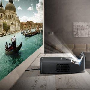 £583.33 LG Electronics PF1000U Ultra Short Throw Smart Home Theater Projector