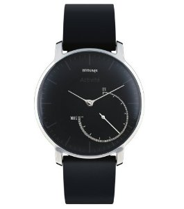 Withings Activité Steel - Activity and Sleep Tracking Watch - Mineral Glass and Stainless Steel