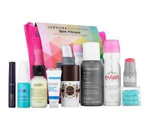 $30Sephora Favorites Skin Fitness Kit @ Sephora.com