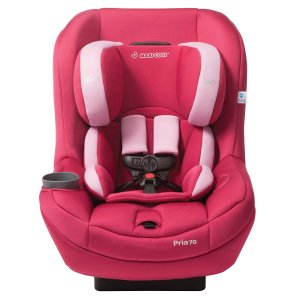 2014 Maxi-Cosi Pria 70 Convertible Car Seat, Sweet Cerise Prior Model)