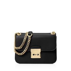 MICHAEL Michael Kors Sloan Editor Medium Chain Shoulder Bag | Bloomingdale's