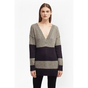 Alice Nep Knit Stripe Jumper | Sweaters Sweats | French Connection Usa