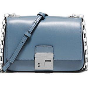 MICHAEL KORS COLLECTION  Gia Small Leather Shoulder Bag